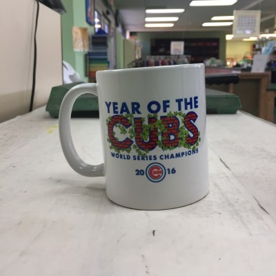 Year of the Cubs Mug